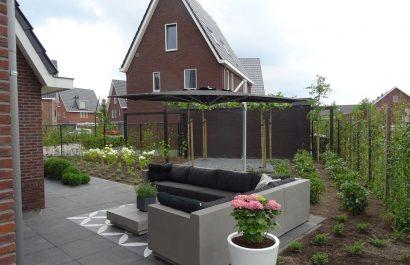 Nieuwbouw tuin in Amersfoort
