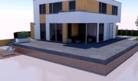 Tuinontwerp - 3D